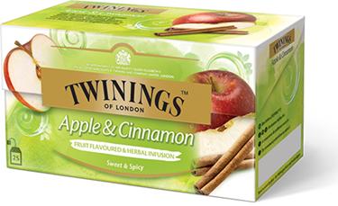 Twinings Apfel-Zimt