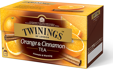 Twinings Orange & Cinnamon