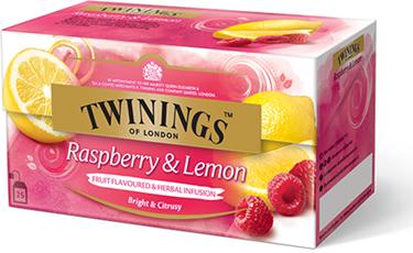 Twinings Raspberry & Lemon