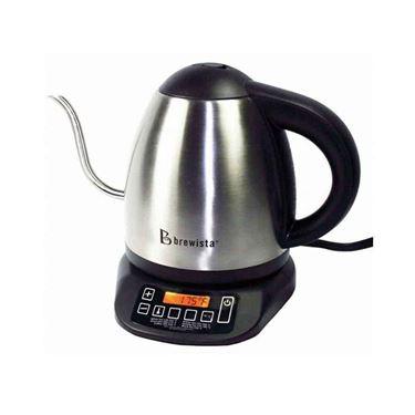 Wasserkocher Brewista Smart Brew Digital Kettle 1.2 L mit Temp.-Einstellung