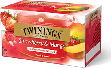 Twinings Strawberry & Mango