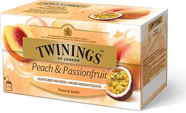 Twinings Peach & Passionsfruit