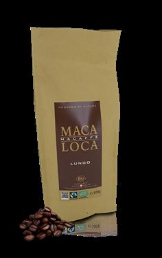 Maca-Loca Caffè Lungo Bio Fairtrade