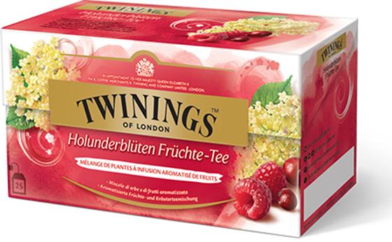 Twinings Früchte-Tee mit Holunderblüten