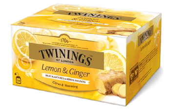 Twinings Lemon & Ginger